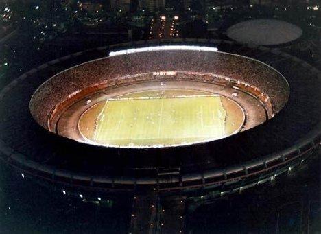 Maracana Stadýum