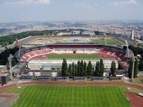 Strahov Stadi.