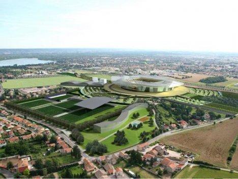 Yeni O. Lyon stadi