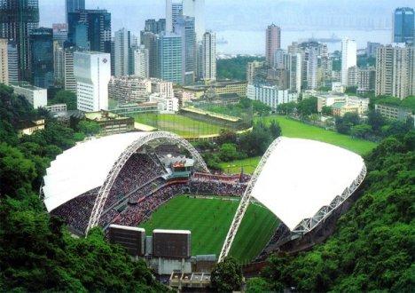 Hong Kong Stadium.
