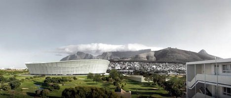 Cape Town 2010 WC Stadium