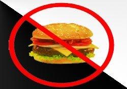 Fast Food'a karþý kampanya