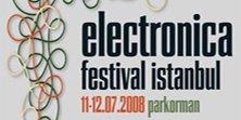 Electronica Festival bugün baþlýyor