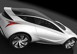 Mazda Kazamai geliyor