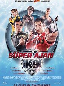 Karþýnýzda Süper Ajan K9