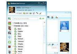 Ev telefonunuz MSN'de