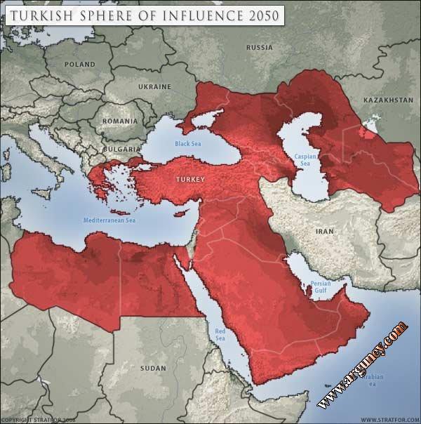 CIA'nýn Türkiye 2050 raporu
