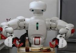 Düþünceyle kontrol edilen robot