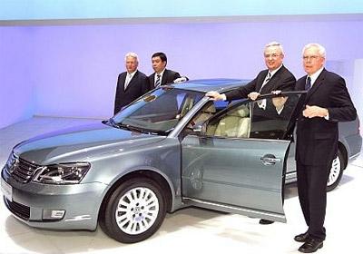 VW Passat tanýtýldý