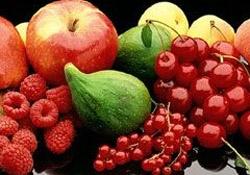 Meyve diyeti kaslarý eritiyor