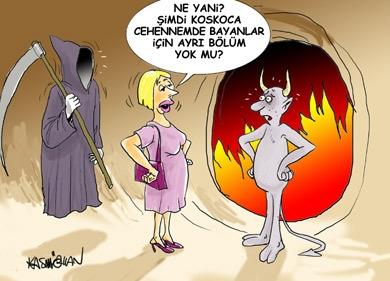 Ölüm Aný Karikatürleri    Kopma Garanti :)