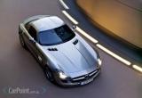 Mercedes Martý kanat SLS