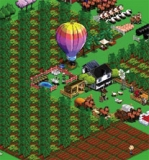 Facebook'un oyunu Farmville önce yasak, sonra serbest