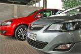 Golf ve Opel Astra düellosu