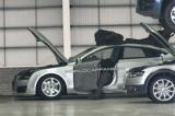 Audi A7 üretimde