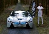 BMW'nin hibrit modeli