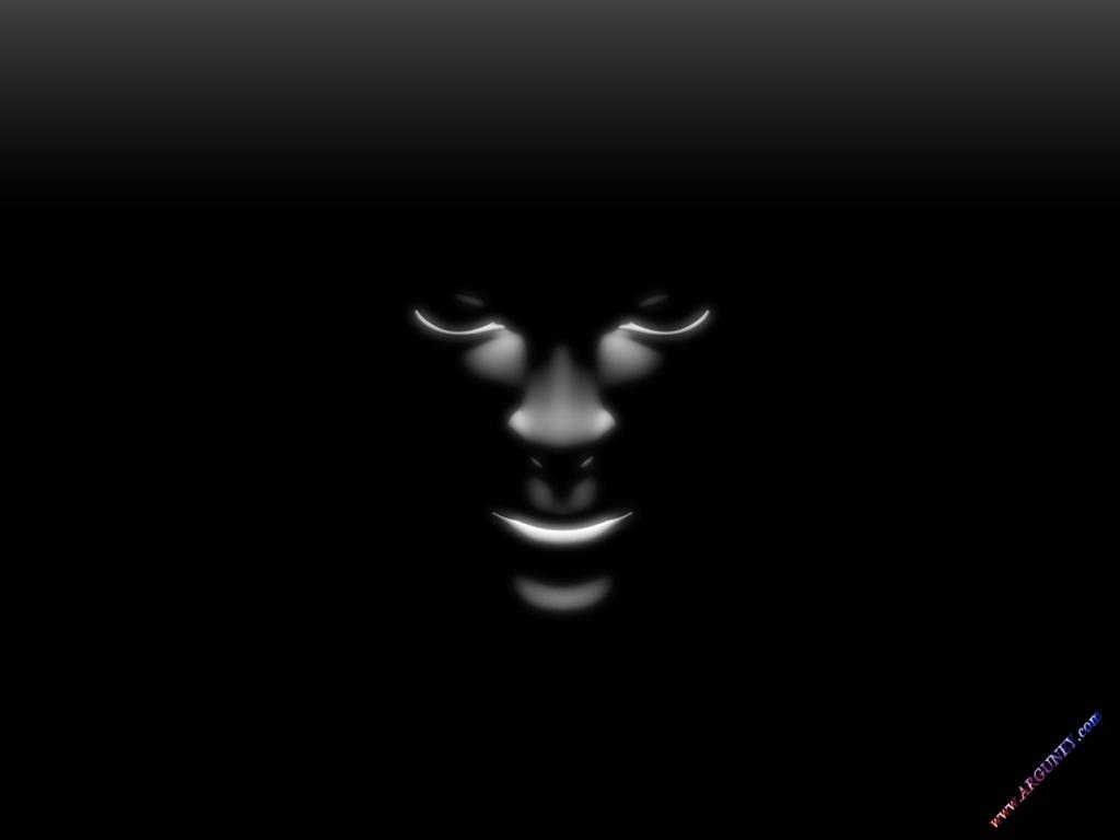 Чёрный цвет картинки 6