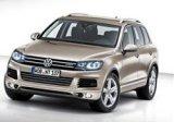 VW yeni Touareg