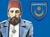 Portsmouth'u Sultan Abdülhamit kurdu