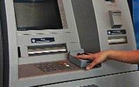 ATM'de parmak izi