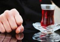 Sahurda çay