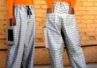 Þarj sorununu çözen pantolonlar