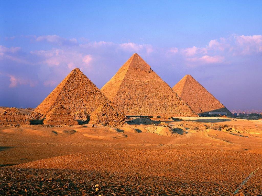 piramitler hakkında ilginç bilgiler