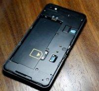 Blackberry L serisinin ilk görüntüleri