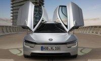 VW geleceðin otomobili XL1 üretime giriyor