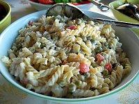 Makarna salatasý