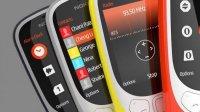 Nokia 3310'un 4G desteklisi geliyor